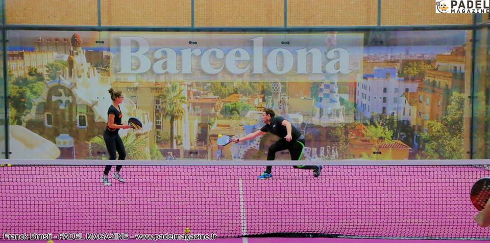 Photo padel barcelona