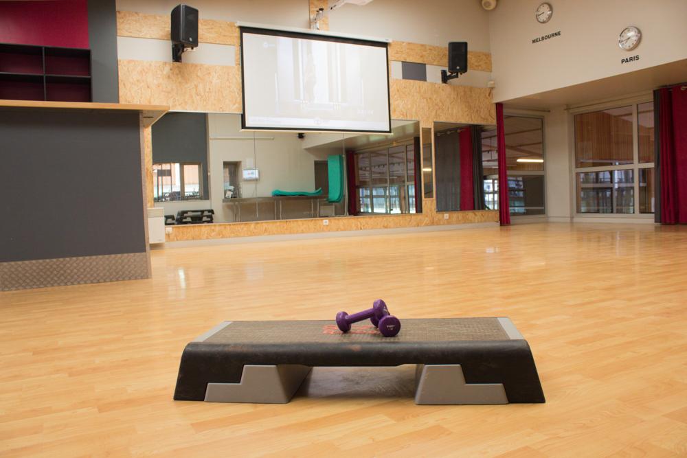 Salle de fitness rennes garden